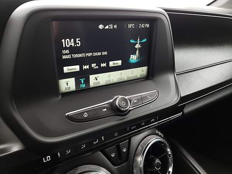 Chevrolet Camaro 2018 price $1,499