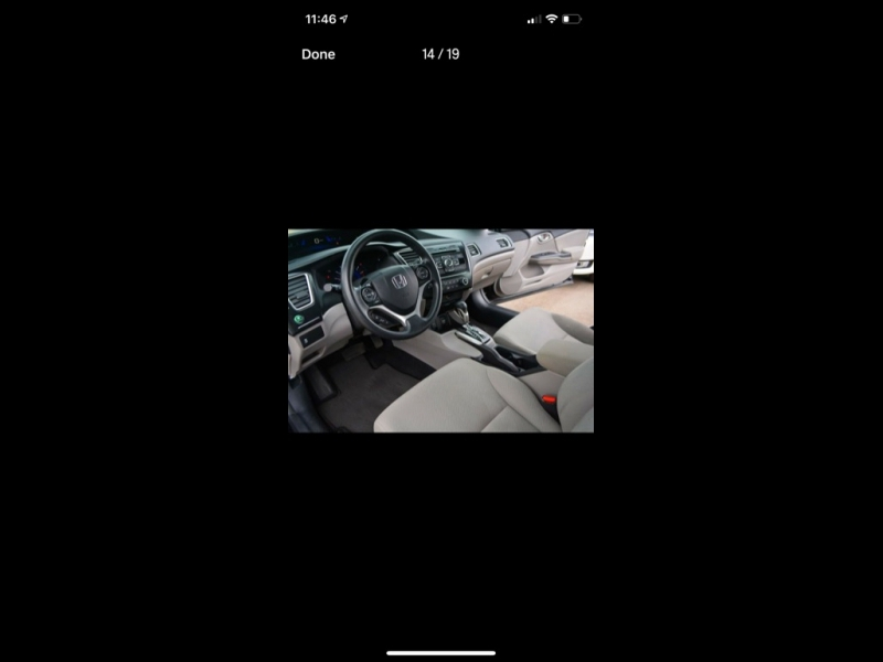 Honda Civic Sdn 2013 price $13,599