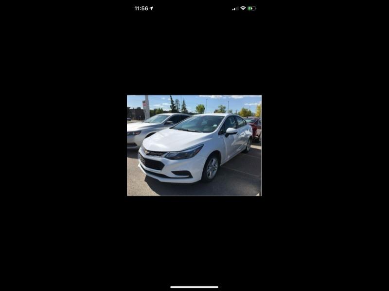 Chevrolet Cruze 2017 price $1,399