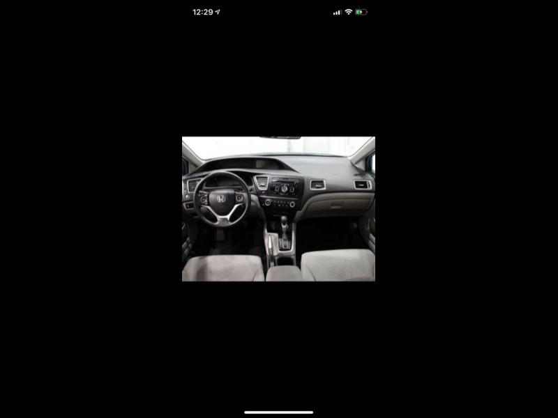 Honda Civic Sedan 2015 price $999