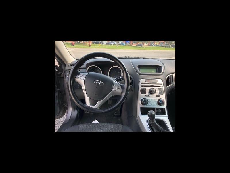 Hyundai Genesis Coupe 2010 price $1,199