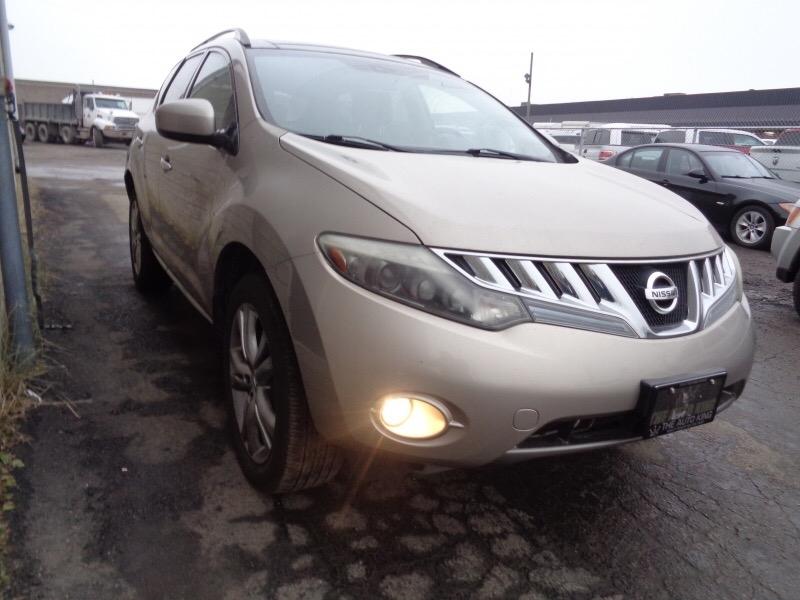 Nissan Murano 2009 price $12,999