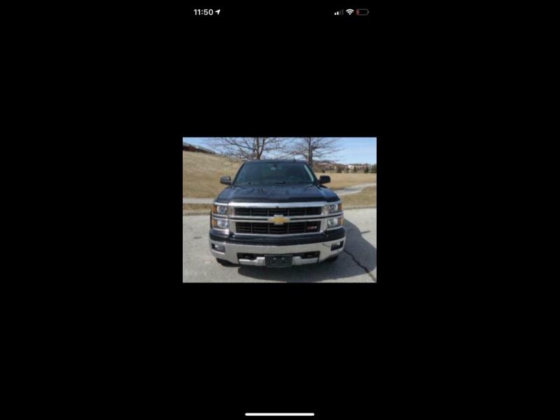 Chevrolet Silverado 1500 2015 price $1,099