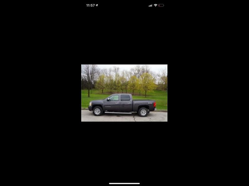 Chevrolet Silverado 1500 2010 price $1,399