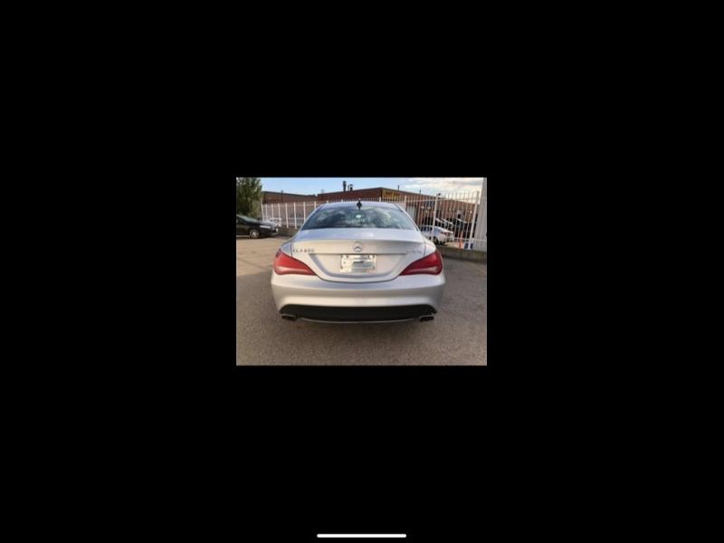 Mercedes-Benz CLA-Class 2015 price $1,199