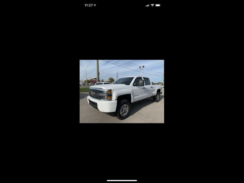 Chevrolet Silverado 2500HD 2016 price $500