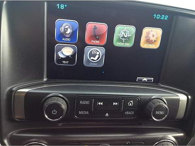 Chevrolet Silverado 1500 2015 price $8,999