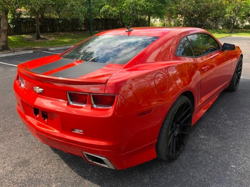 Chevrolet Camaro 2010 price $14,999