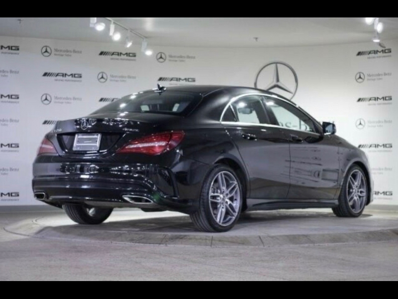 Mercedes-Benz CLA 2017 price $1,299