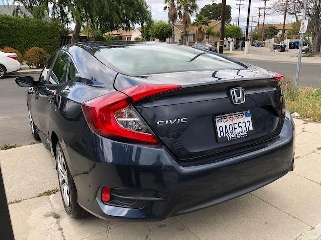 Honda Civic Sedan 2017 price $14,995