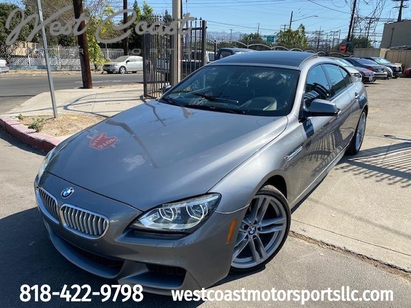 BMW 6-Series 2014 price $25,495