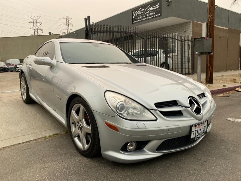 Mercedes-Benz SLK-Class 2005 price $13,995