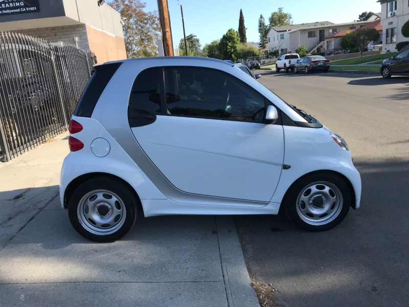 Smart fortwo 2015 price $7,495