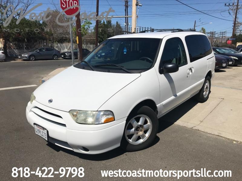 Nissan Quest 2002 price $5,995
