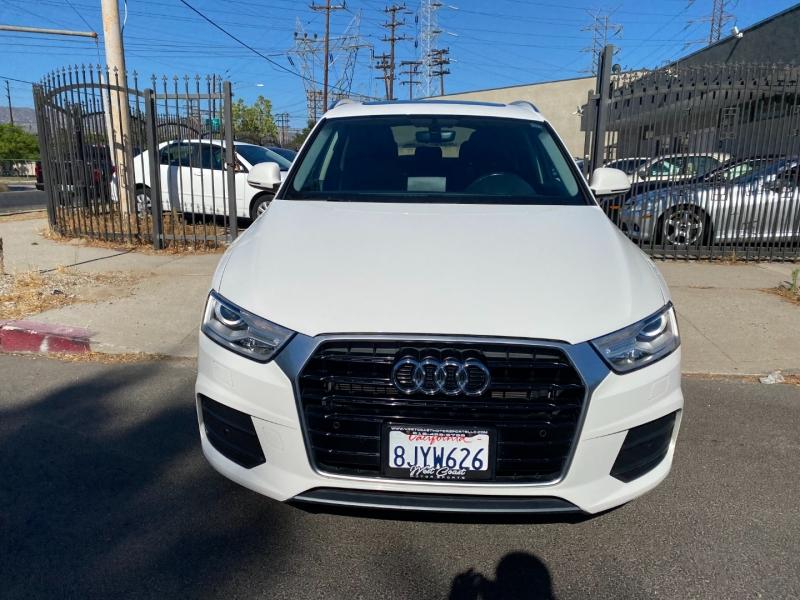 Audi Q3 2017 price $20,495