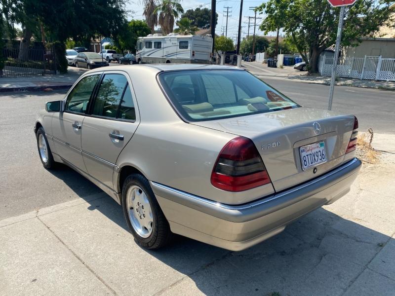 Mercedes-Benz C-Class 1999 price $6,500