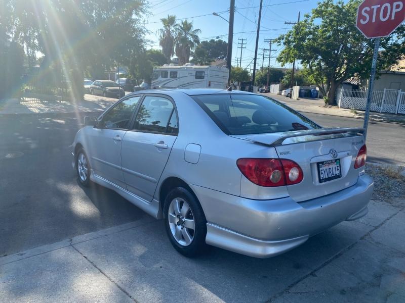 Toyota Corolla 2007 price $6,495