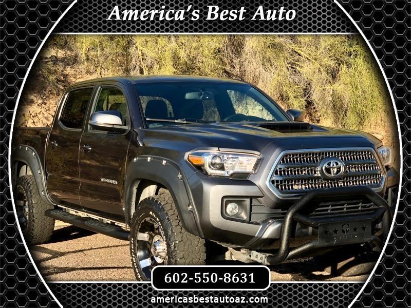 Toyota Tacoma 2017 price $26,300