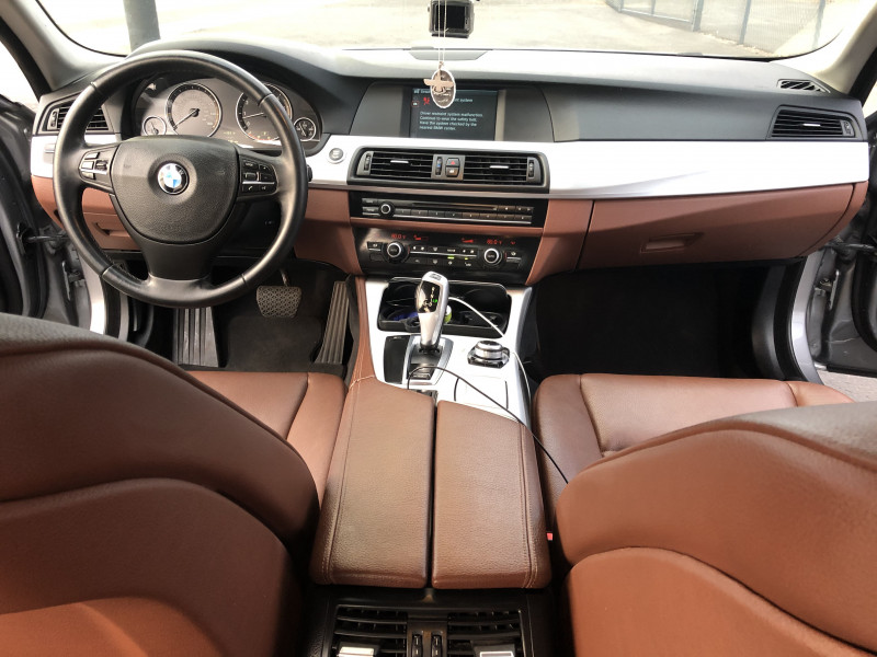 BMW 5-Series 2011 price $12,250