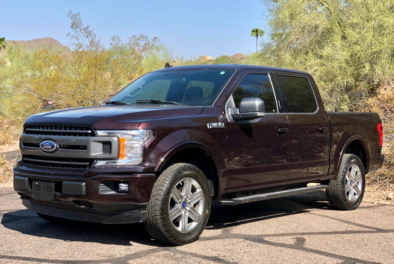 Ford F-150 2018 price $32,400
