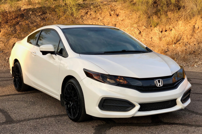 Honda Civic Coupe 2015 price $9,999