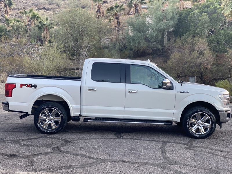 Ford F-150 2018 price $33,450