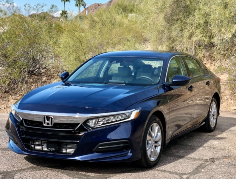 Honda Accord Sedan 2020 price $18,000