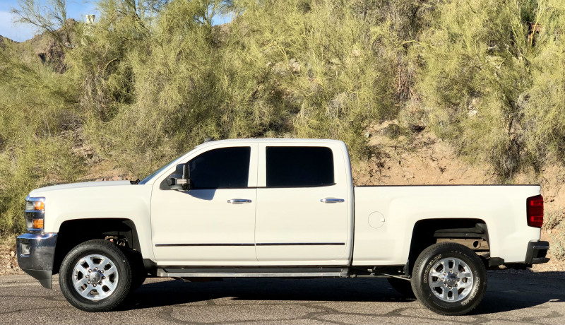 Chevrolet Silverado 2500HD 2015 price $32,499