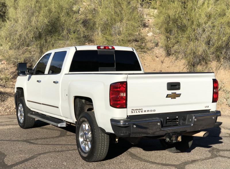 Chevrolet Silverado 2500HD 2015 price $33,500