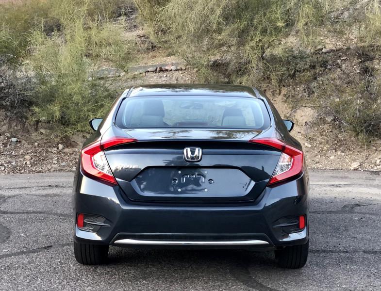 Honda Civic Sedan 2020 price $14,200
