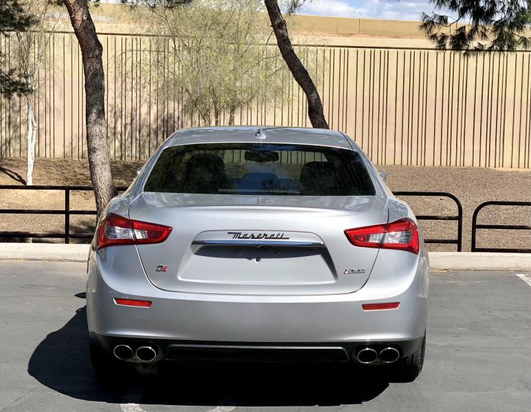 Maserati Ghibli 2014 price $22,700