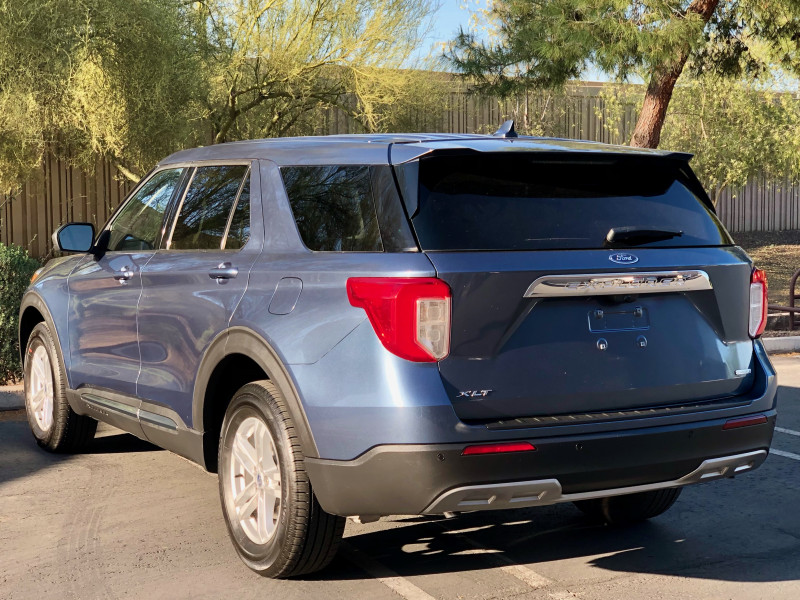 Ford Explorer 2020 price $28,800