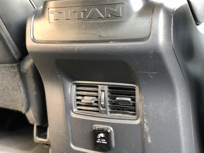 Nissan Titan 2017 price $30,900