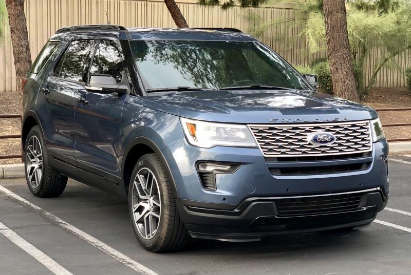 Ford Explorer 2018 price $28,500
