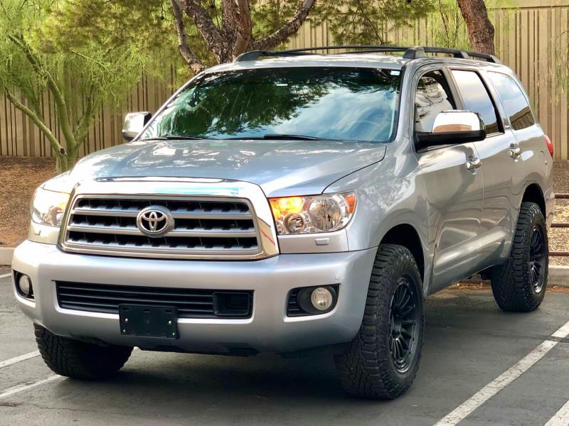 Toyota Sequoia 2016 price $39,000