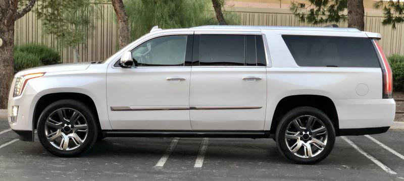 Cadillac Escalade ESV 2017 price $41,000