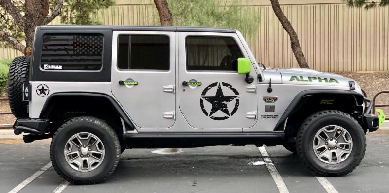 Jeep Wrangler Unlimited 2012 price $29,950
