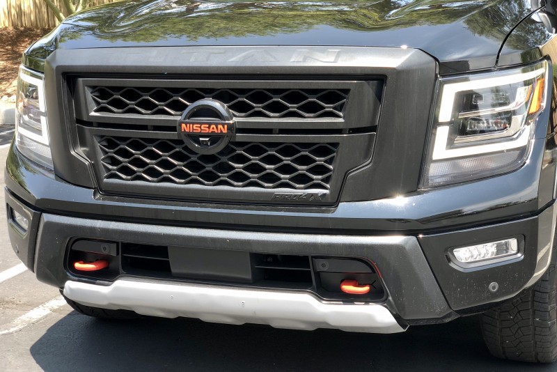 Nissan Titan 2020 price $41,000