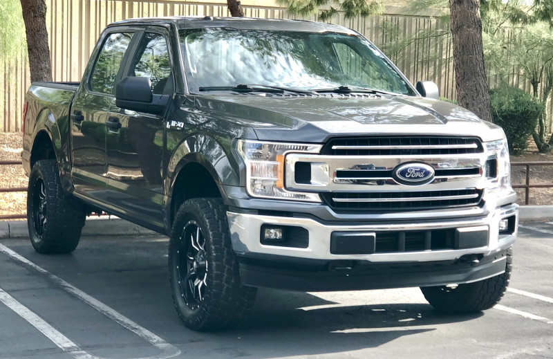 Ford F-150 2018 price $34,450