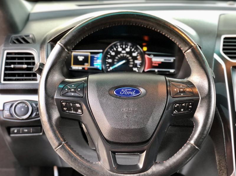 Ford Explorer 2016 price $25,000