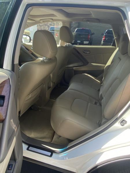 Nissan Murano 2012 price $13,500