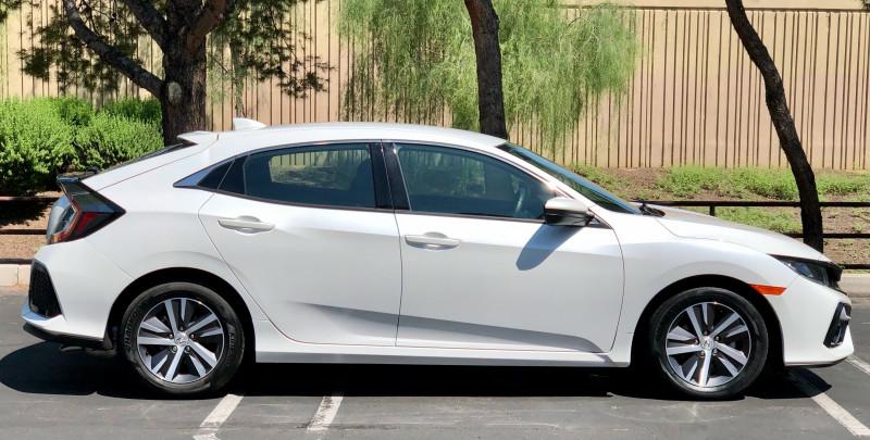 Honda Civic Hatchback 2020 price $17,900