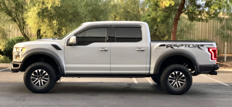 Ford F-150 2017 price $51,500