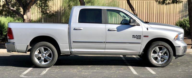 RAM 1500 2019 price $28,950