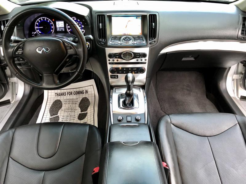 Infiniti Q60 Coupe 2014 price $12,500