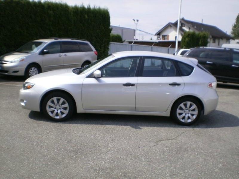 Subaru Impreza 2008 price $7,280
