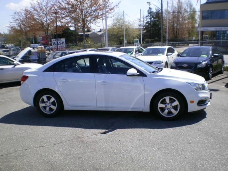 Chevrolet Cruze 2015 price $12,980