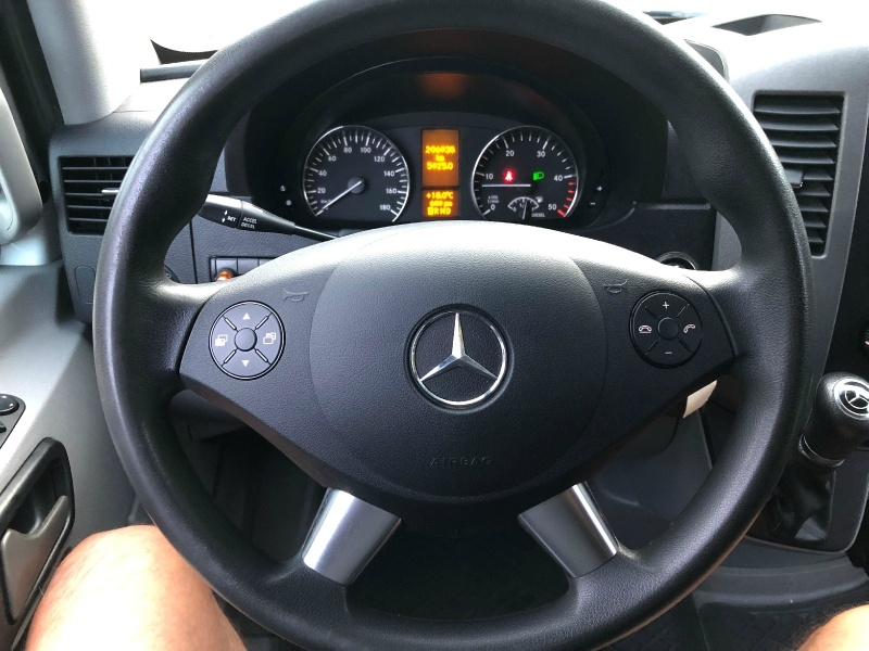 Mercedes-Benz Sprinter Cargo 2014 price $29,800