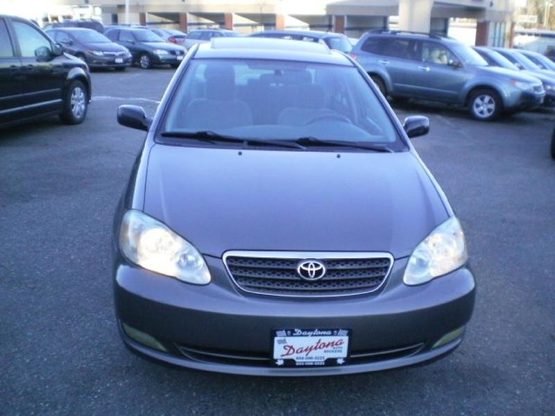 Toyota Corolla 2006 price $4,980