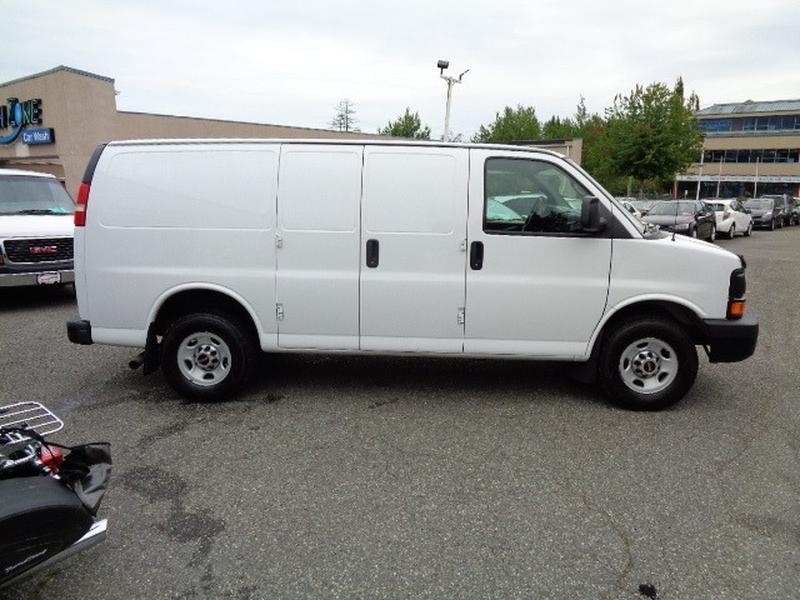 GMC Savana Cargo Van 2013 price $16,900